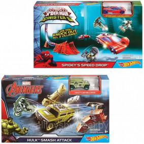 Հավաքածու DKT27 Սերիա Avangers Hot Wheels